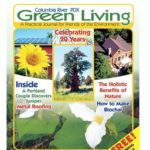 The Spring Issue of the Green Living Journal Is Out