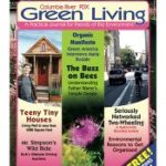 Spring Sharing! Green Living Journal Spring Issue