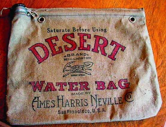 Desert Brand Canvas Water Bag Archives Green Living Journal