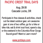 Pacific Crest Trail Days and Bridge Walk